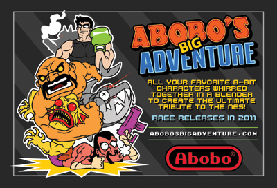 Abobo's Big Adventure - Coming Soon!